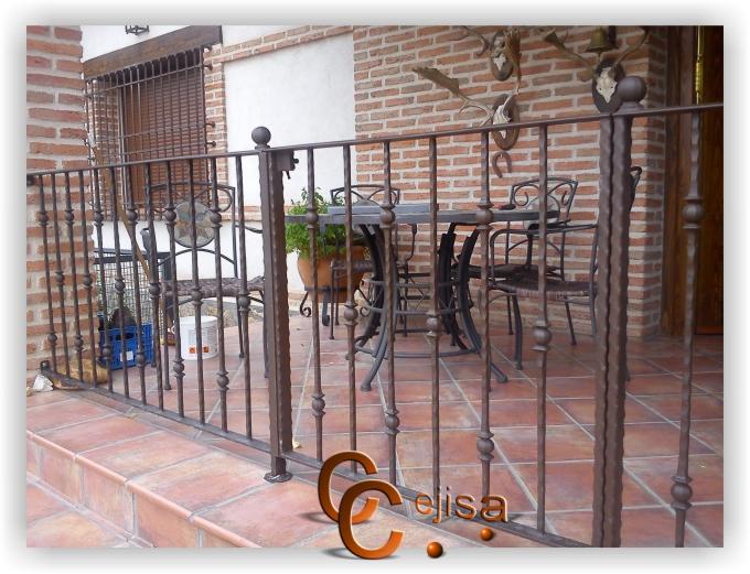 Barandillas para terrazas with barandillas para terrazas - Barandillas de forja ...