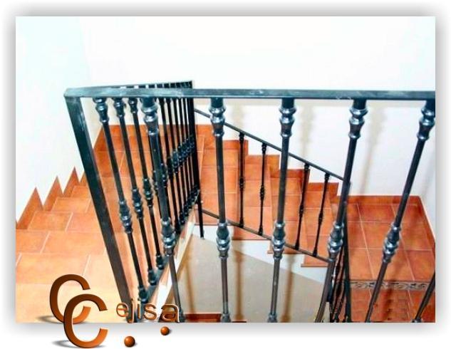 Barandillas para escaleras de interior o exterior