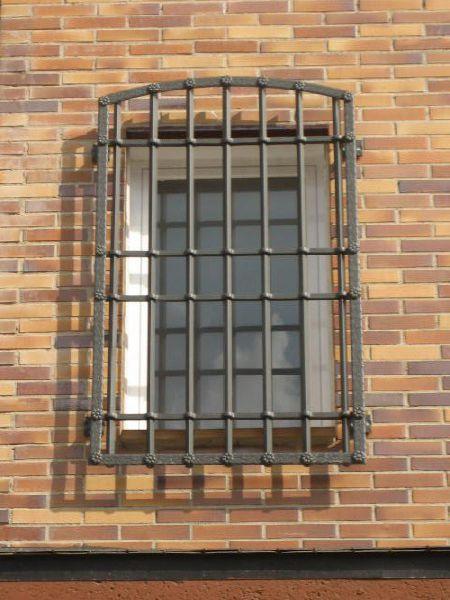 Rejas seguridad para puertas ventanas planta baja ajilbab - Rejas de seguridad ...