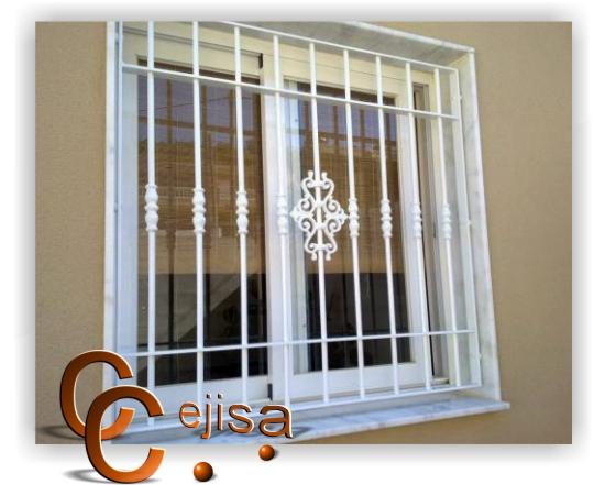 Rejas de seguridad rejas para ventanas tattoo design bild - Puertas de seguridad para casas ...