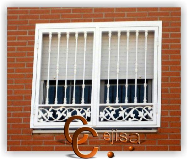 modelos de rejas para ventanas car tuning