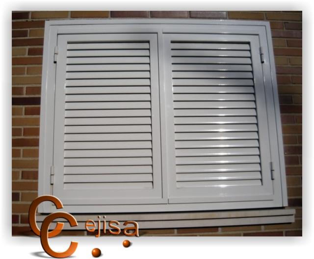 Rejas de ventanas para puertas y rejas with rejas de for Ventanas modelos