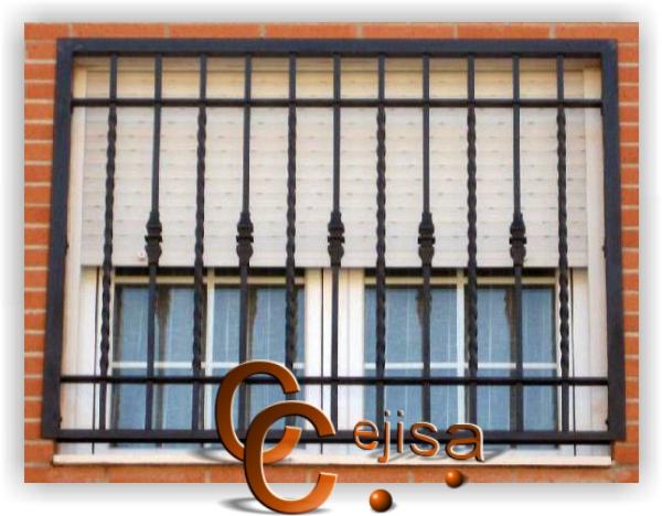 Rejas De Hierro Para Ventanas Free Ejemplo Reja N With Rejas De